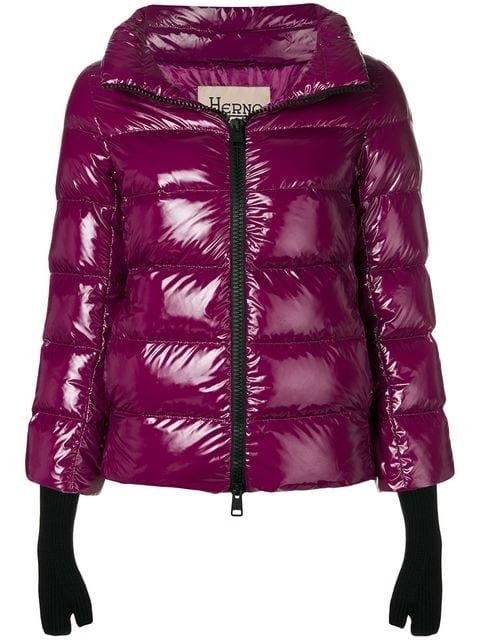Herno Slim-fit Puffer Jacket - Farfetch