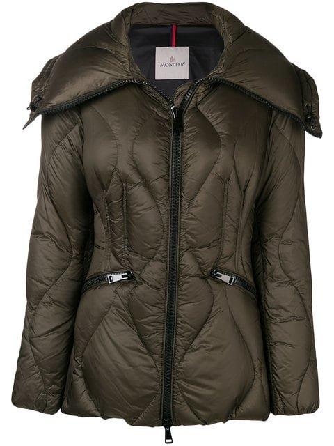 Moncler Down Jacket - Farfetch