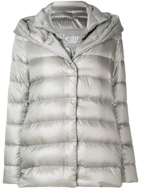 Herno Layered Puffer Jacket - Farfetch