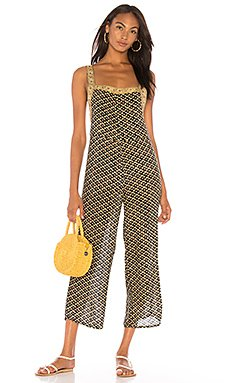 Sunset Drive Jumpsuit                                             AMUSE SOCIETY