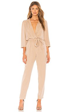 Bellows Jumpsuit                                             YFB CLOTHING