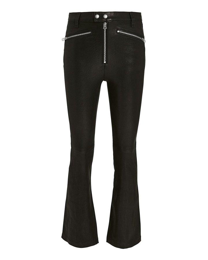 Braxton Leather Pants