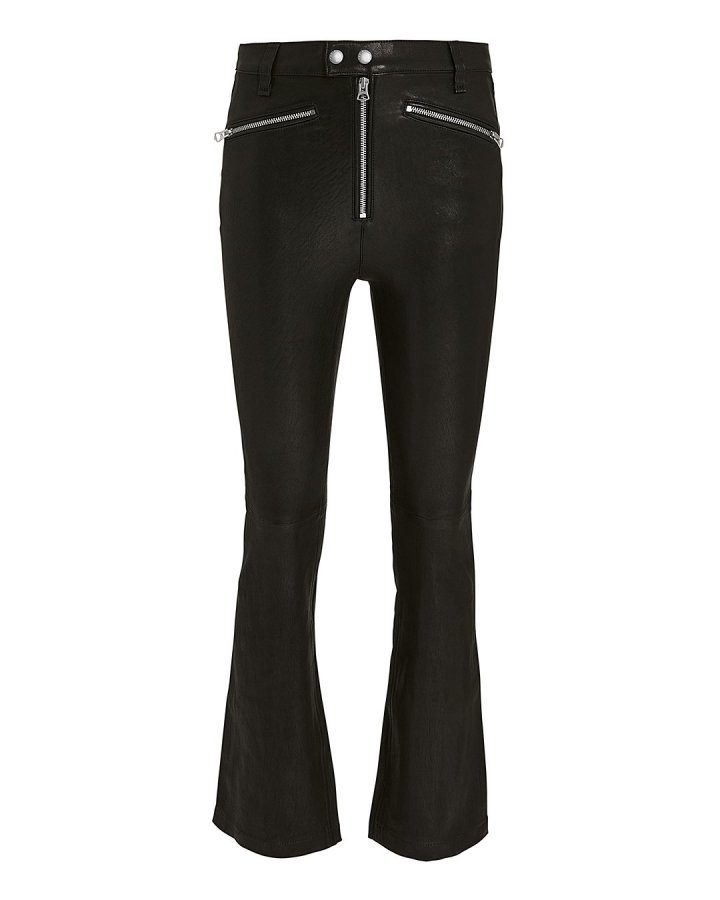 Braxton Leather Pants