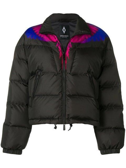 Marcelo Burlon County Of Milan Puffer Jacket - Farfetch