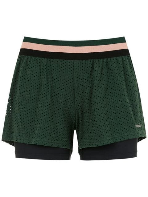 Track & Field Mesh Running Shorts - Farfetch