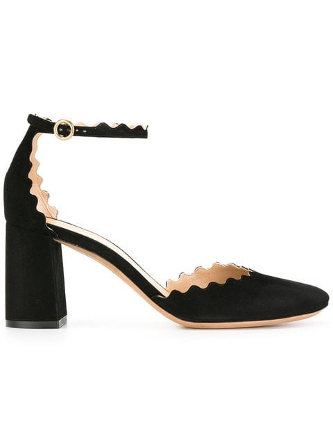 Chloé Lauren Ankle Strap Pumps - Farfetch
