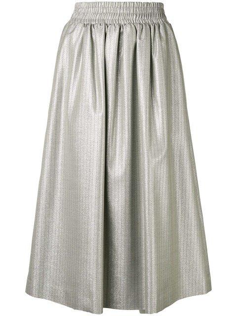 Golden Goose Deluxe Brand Elasticated Waist Skirt - Farfetch