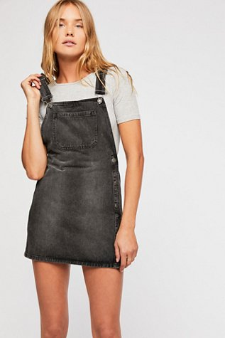 Louise Denim Skirtall