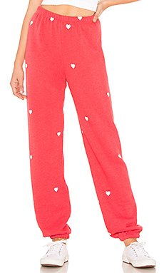 Lovestruck Easy Sweats Pant                                             Wildfox Couture