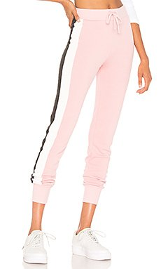 Varsity Stripe Jack Jogger                                             Wildfox Couture
