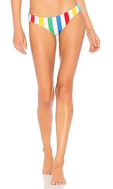 The Ellie Bikini Bottom                                             Solid & Striped