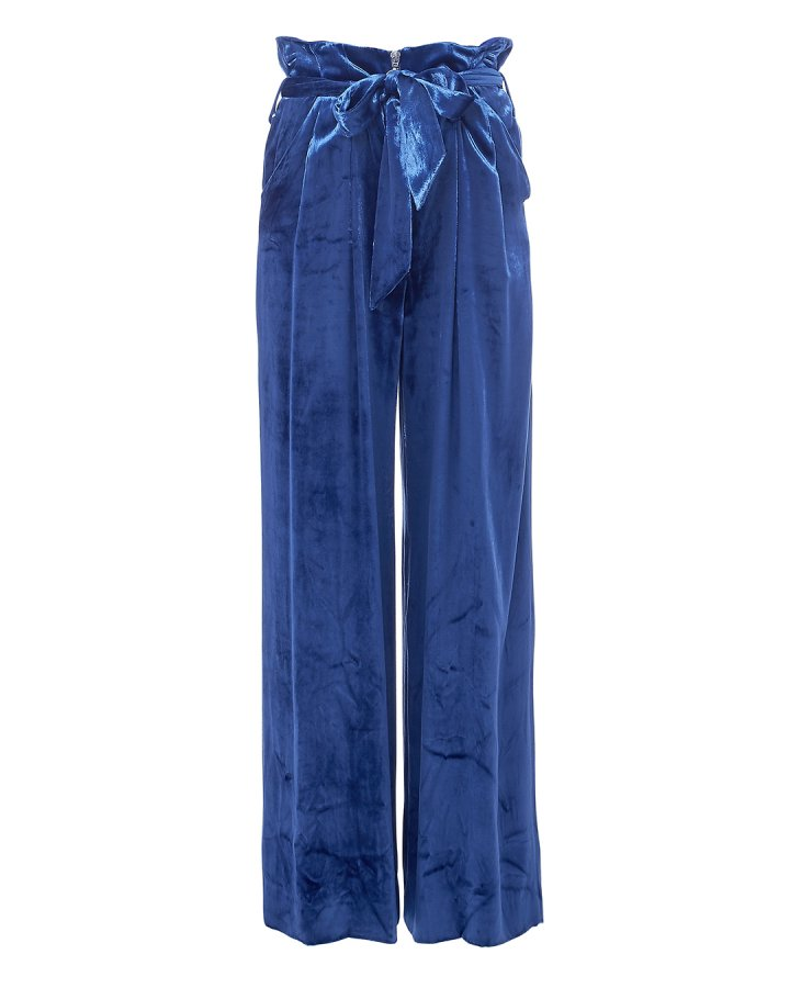 Claudia Velvet Pants