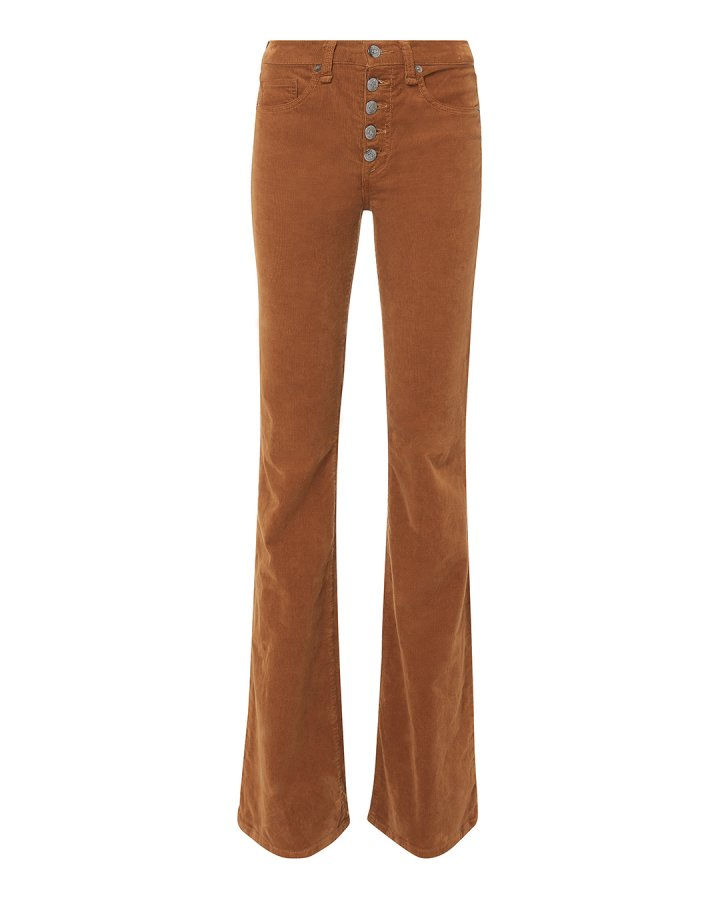 Beverly Corduroy Flare Pants