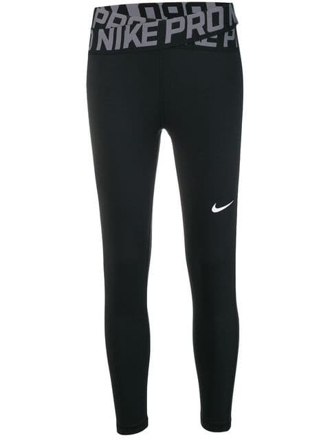 Nike Logo Pro Twist Tights - Farfetch