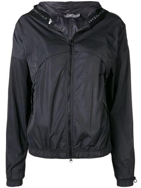 Adidas By Stella Mccartney Hooded Lightweight Jacket - Farfetch