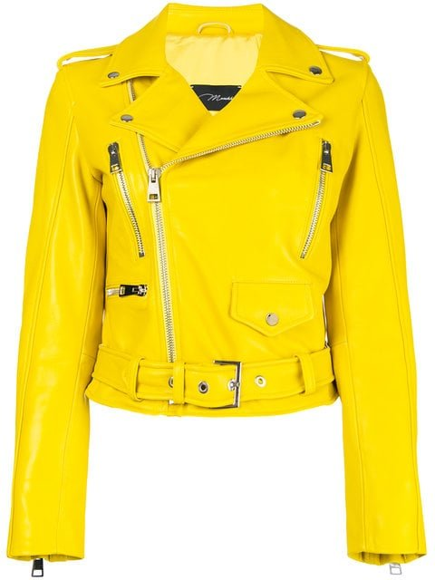 Manokhi Biker Jacket - Farfetch