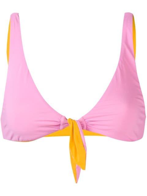 Tory Burch Two Sided Bikini Top - Farfetch