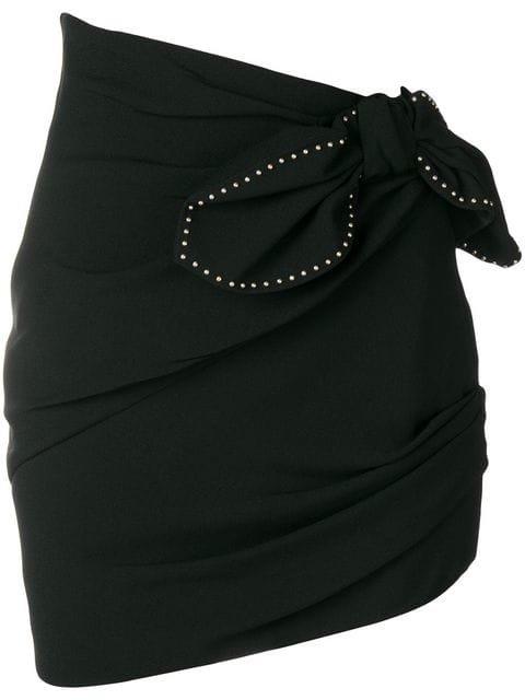 Saint Laurent Knot Skirt - Farfetch