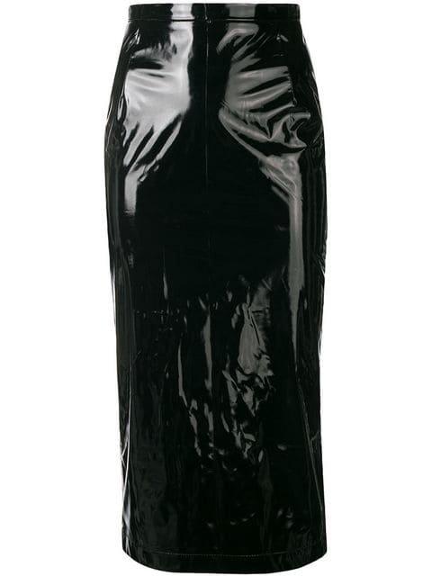 Nº21 \'Skin\' Pencil Skirt - Farfetch