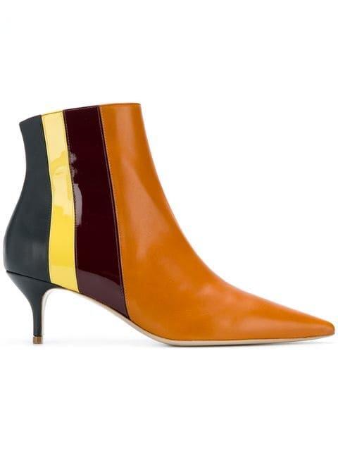 Delpozo Socrate Ankle Boots - Farfetch