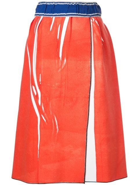 Rohka Mid-length Wrap Skirt - Farfetch