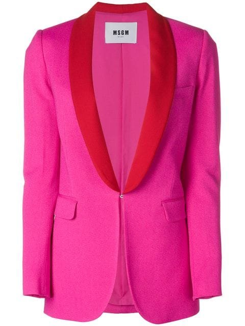 MSGM Perfectly Fitted Jacket  - Farfetch