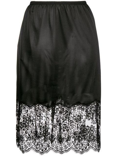 Stella McCartney Flared Lace Skirt - Farfetch