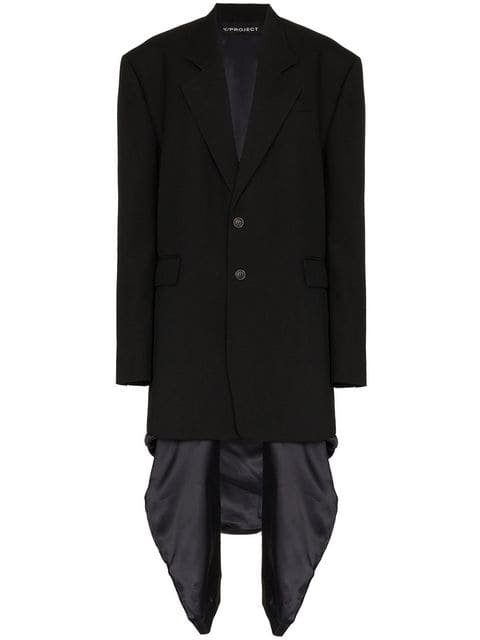 Y / Project Oversized Pocket Blazer - Farfetch