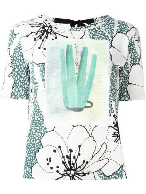 Marni Tie-back Ruth Van Beek T-shirt - Farfetch