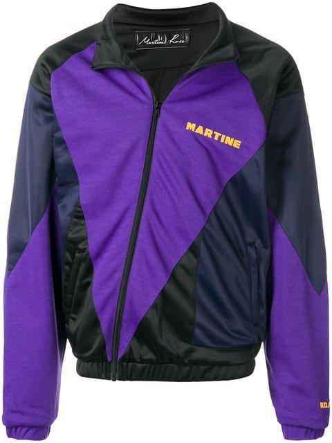 Martine Rose Off-centre Zipped Jacket - Farfetch