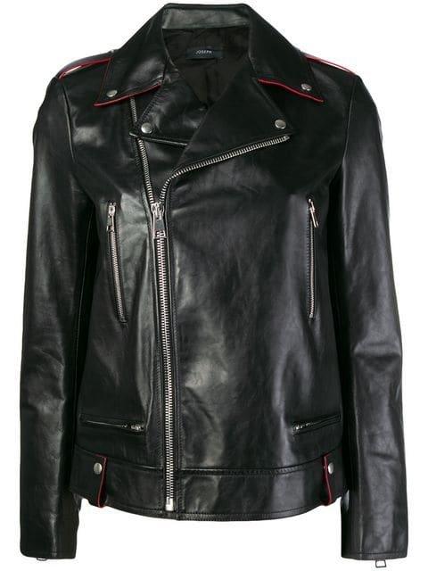 Joseph Off-centre Zipped Jacket - Farfetch