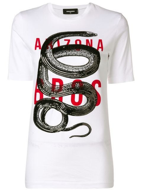 Dsquared2 Arizona Print T-shirt - Farfetch