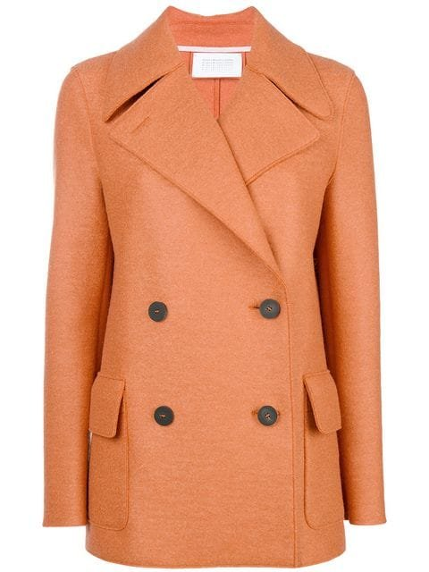 Harris Wharf London Double Breasted Oversized Blazer  - Farfetch