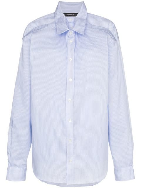 Y / Project Double Front Shirt - Farfetch