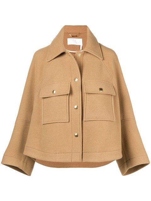 Chloé Boxy Jacket - Farfetch