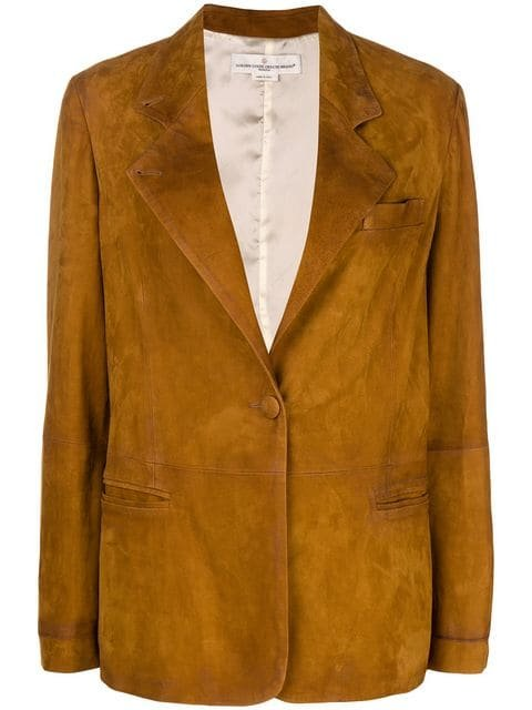 Golden Goose Deluxe Brand Ermada Single-breasted Jacket - Farfetch