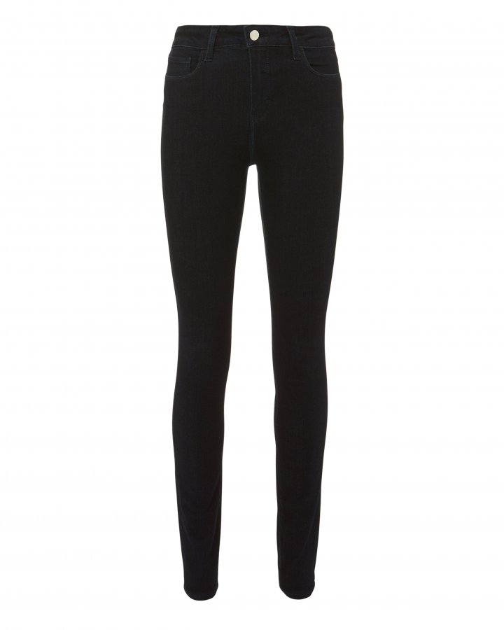 Marguerite High-Rise Eclipse Skinny Jeans