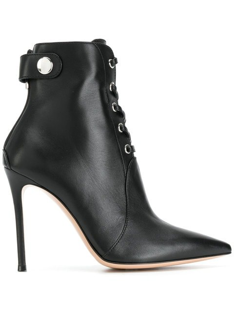 Gianvito Rossi Anden Ankle Boots - Farfetch