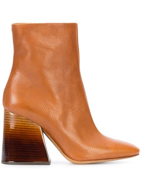 Maison Margiela Zipped Fitted Boots - Farfetch
