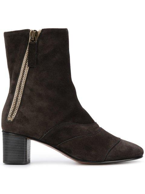 Chloé Mid-calf Length Boots  - Farfetch