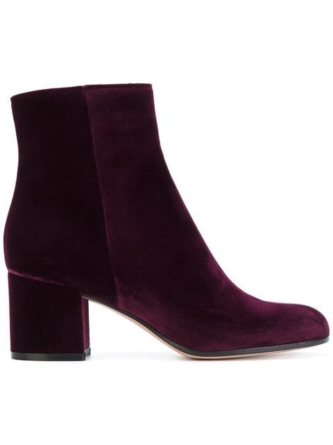 Gianvito Rossi Margaux Ankle Boots - Farfetch