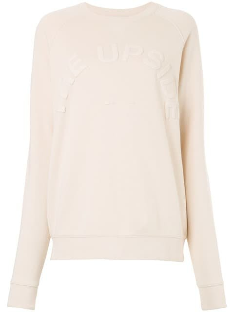 The Upside Logo Sweatshirt - Farfetch