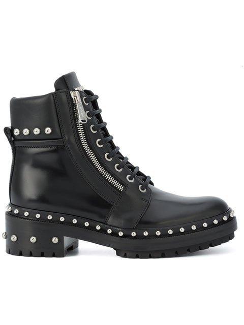 Balmain Ranger Boots - Farfetch