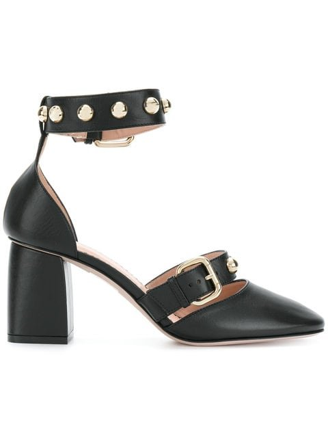 Red Valentino Dottyred Studded Pumps - Farfetch