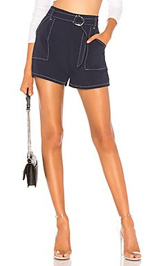 Nora High Waisted Shorts                                             About Us