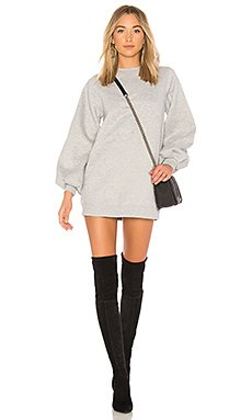 Jessa Sweatshirt Dress                                             Lovers + Friends