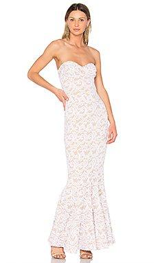 Corset Gown                                             Norma Kamali