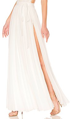 x REVOLVE Athena Skirt                                             Michael Costello