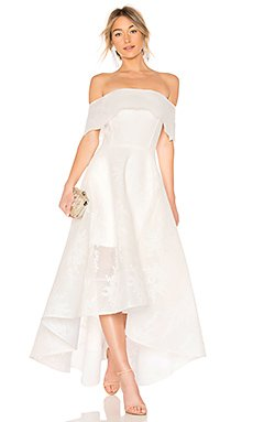 Tulip Lace Gown                                             Bronx and Banco