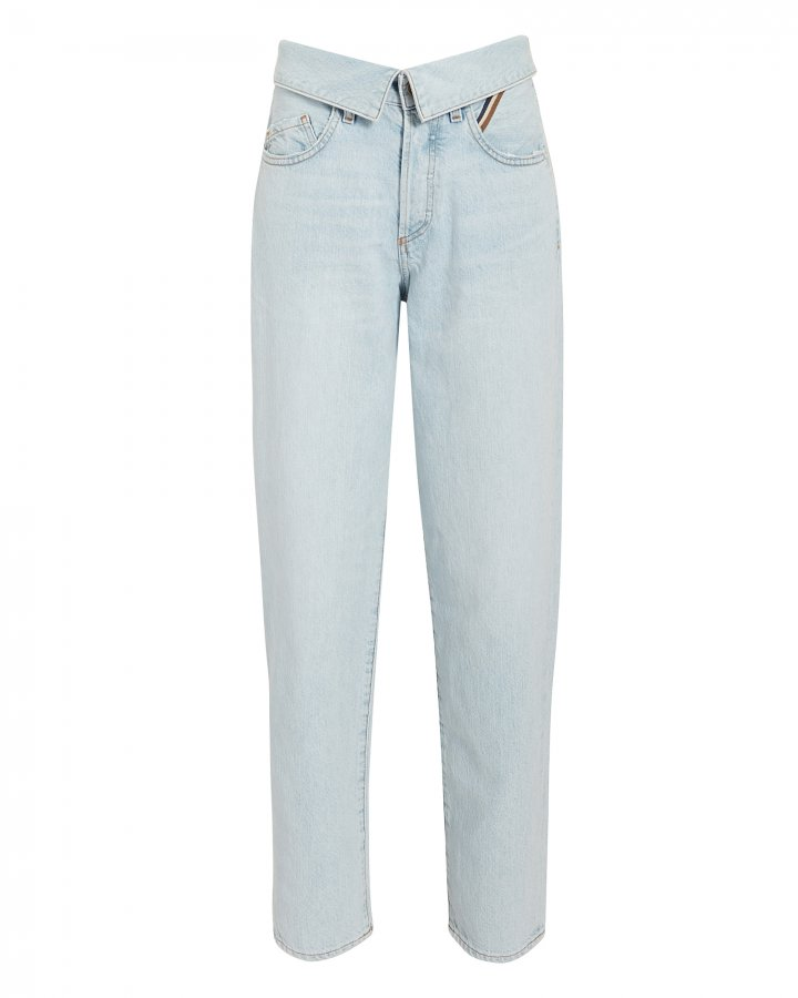 Flip Straight Leg Jeans